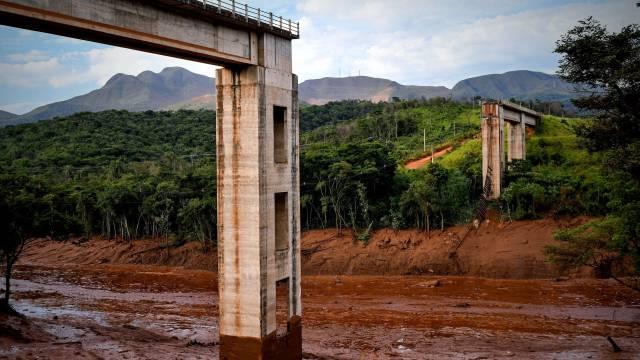 Brasil: la tragedia vuelve al 'valle de la muerte'