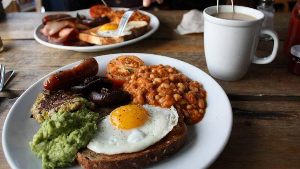 Un desayuno saludable para bajar de peso