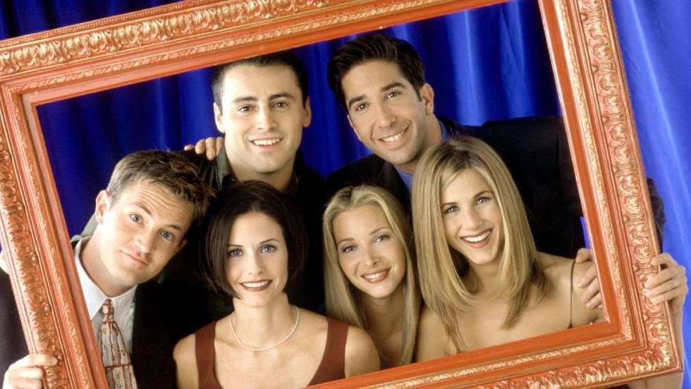 Los secretos detrás de 'Friends'   Gente y Famosos   EL PAÍS