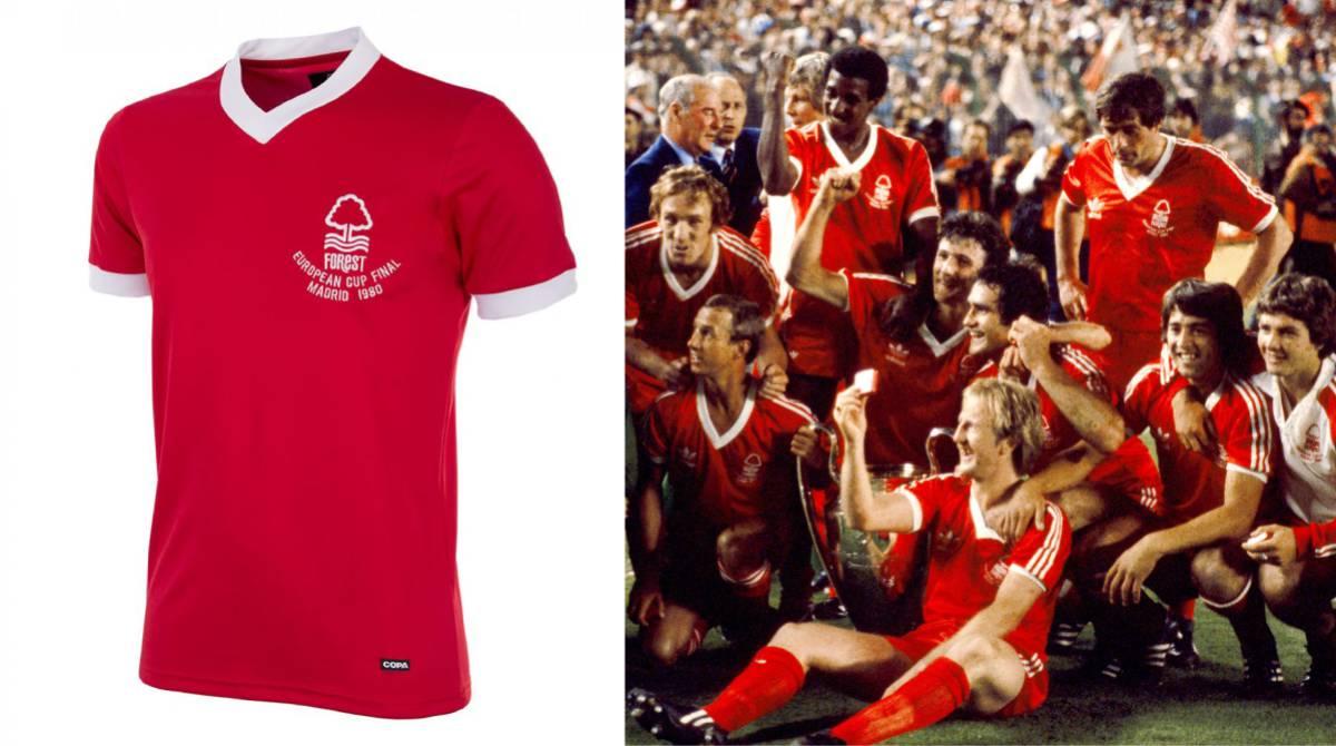 6cc061d9ae651 Champions League  11 camisetas míticas de los equipos ganadores del torneo