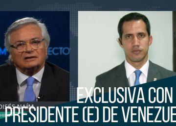 Entrevista a Juan Guaidó sobre su plan para Venezuela