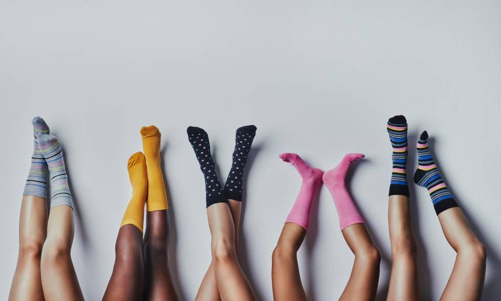 4c43fef9c451 Presume de calcetines originales: 15 propuestas para no esconder ...