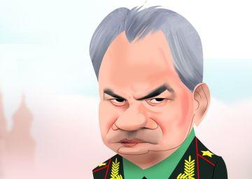 Serguéi Shoigú, el hombre que pasea con Putin