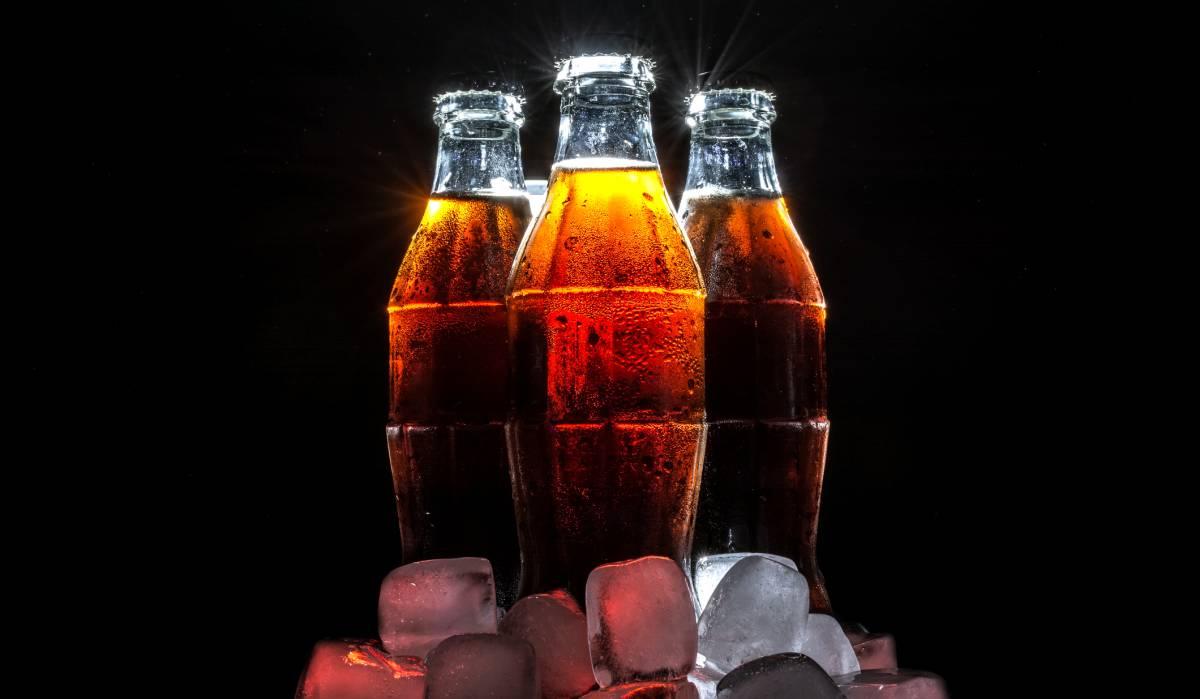 Refrigerantes 'light': sem açúcar, mas com risco