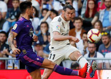 Real Madrid - Celta, LaLiga en imágenes