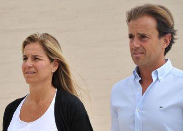 El marido de Arantxa Sánchez Vicario logra el divorcio en España