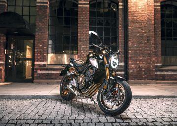 Así es la moto con la que soñaban los 'rockers' de los años cincuenta