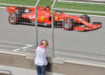 La mujer y el hijo de Michael Schumacher vuelven a la Fórmula 1