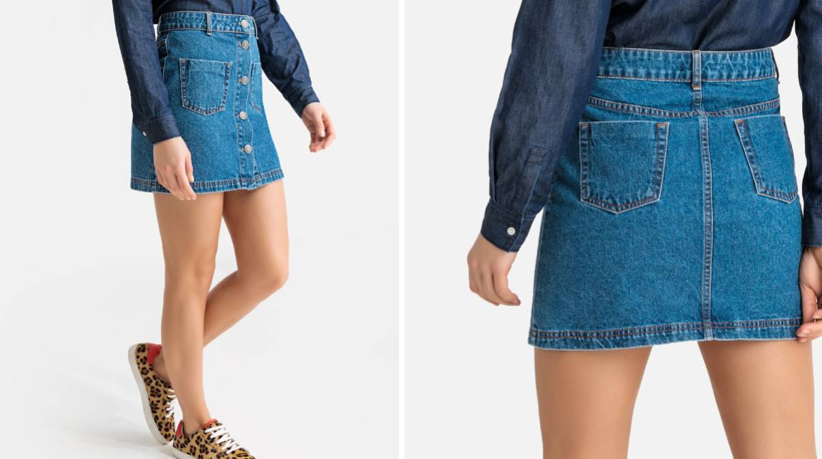 17c58c43fe Esta primavera-verano inspírate en la colección de moda de La Redoute