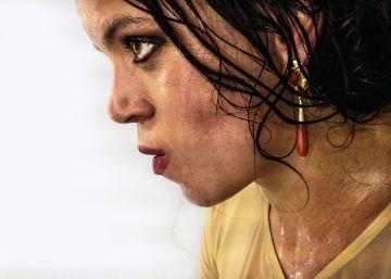 La bailaora que trabajó dos meses en un tablao japonés para financiar su espectáculo y triunfar en la Bienal de Sevilla