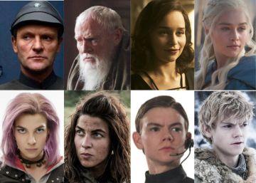 Veintidós actores de 'Juego de tronos' que salen en 'Harry Potter' o en 'Star Wars'