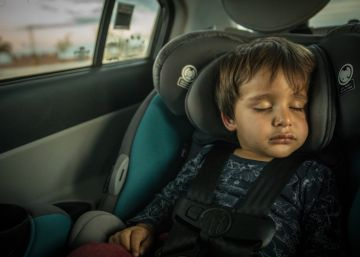 Las 10 claves para que los niños viajen seguros esta Semana Santa