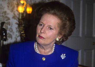 Las grandes joyas de Margaret Thatcher salen a subasta