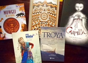 Cómo crear lectores: dales (buenas) adaptaciones de obras clásicas