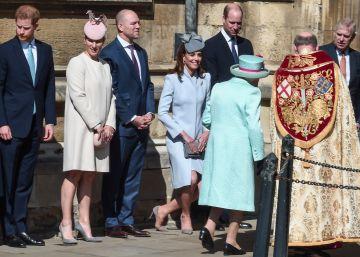 Isabel II cumple 93 años rodeada de su familia pero sin Meghan Markle