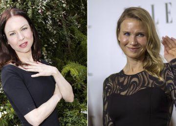 Las diferentes caras de Reneé Zellweger al cumplir 50 años