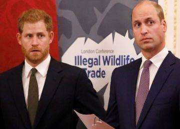 La estrategia palaciega para aliviar la tensión entre Guillermo y Enrique de Inglaterra