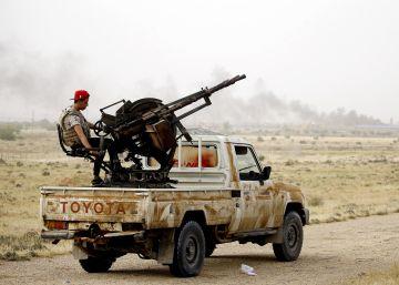 Más leña al fuego libio