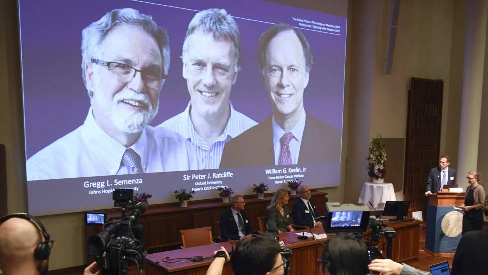 Premio Nobel de Medicina para los descubridores del sensor