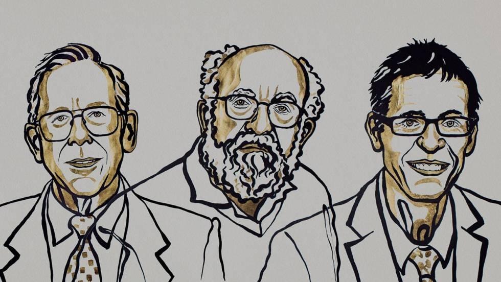 Nobel de Física para los descubridores de los primeros