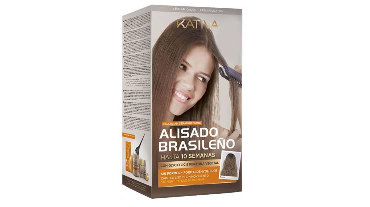 Kit de alisado brasileño por 14,97€