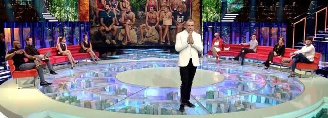 'Supervivientes' impulsa a Telecinco en el mes con mayor consumo televisivo