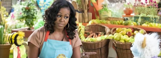 'Gofre + Mochi': Cocinar (y crecer) con Michelle Obama