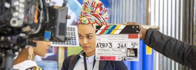 Netflix explora África