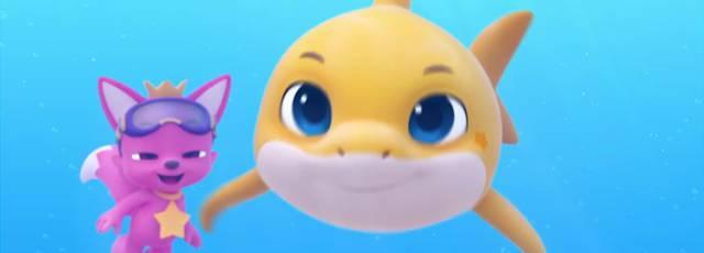 'Baby Shark' desbanca al vídeoclip de 'Despacito' como lo más visto en YouTube