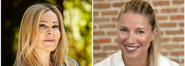 Ana García Obregón y Anne Igartiburu presentarán las Campanadas 2020 en La 1