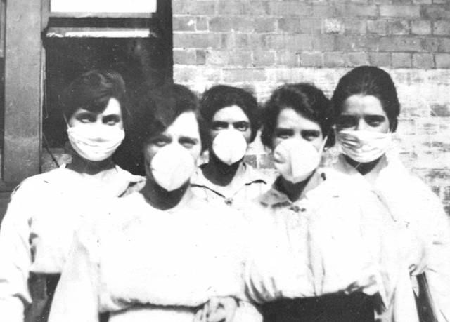 Armas del siglo XIX contra la pandemia del XXI