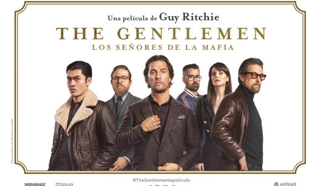 'The Gentlemen: los señores de la mafia'