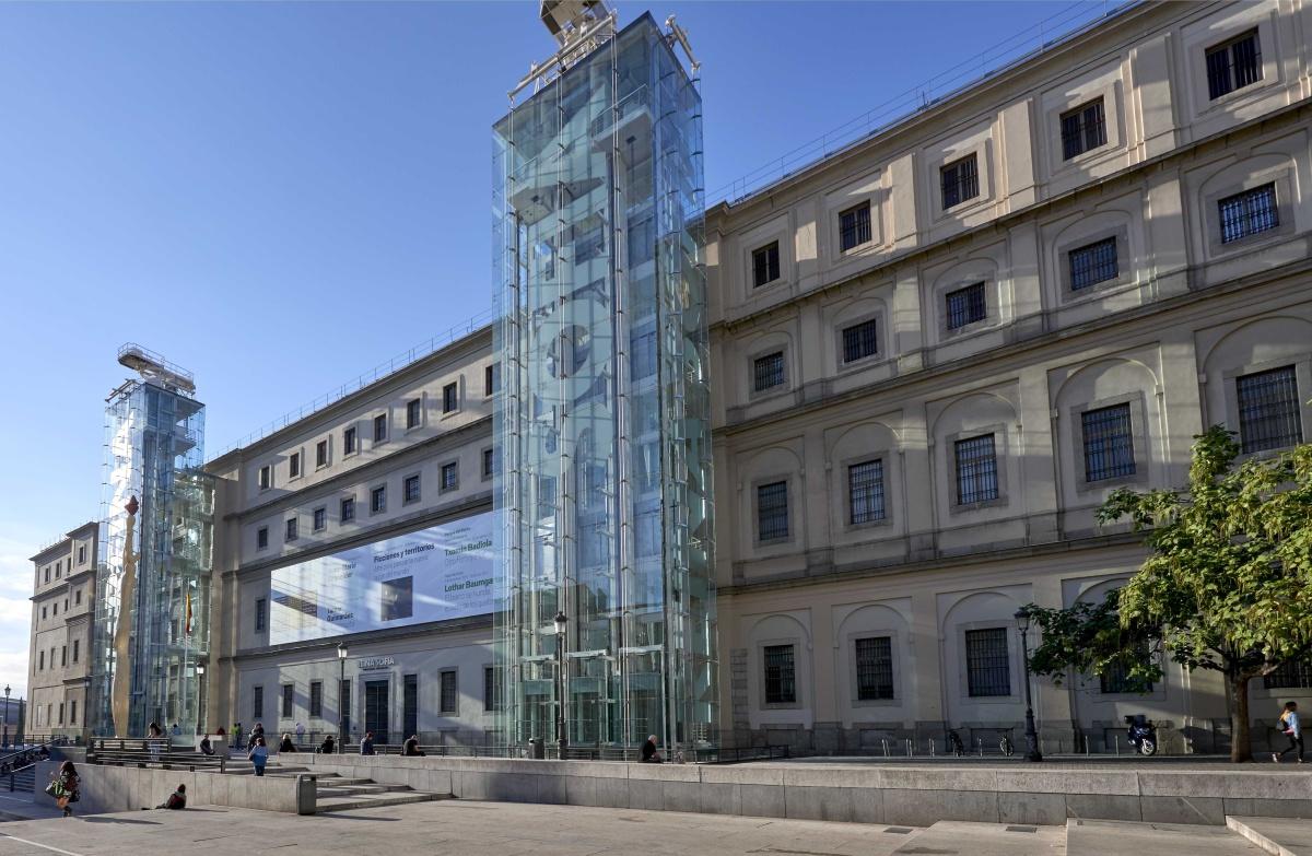 Consigue invitaciones para visitar el Museo Reina Sofía