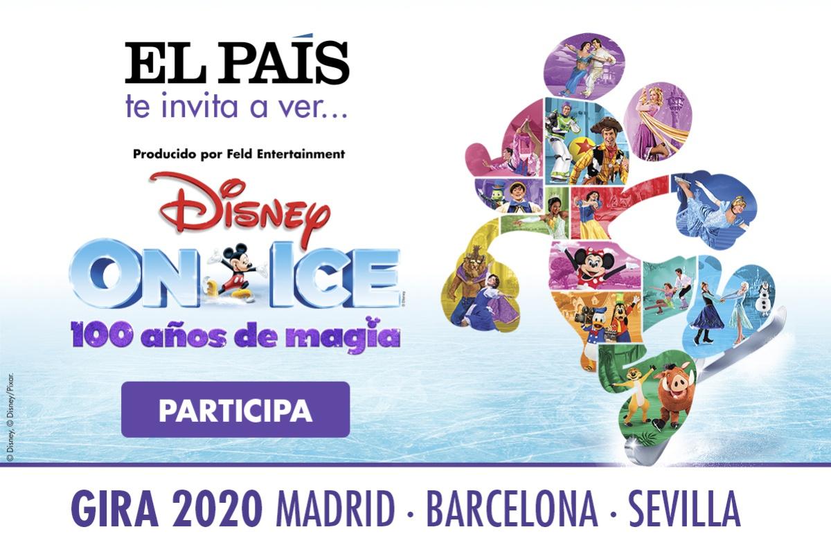 'Disney on Ice, 100 años de magia'