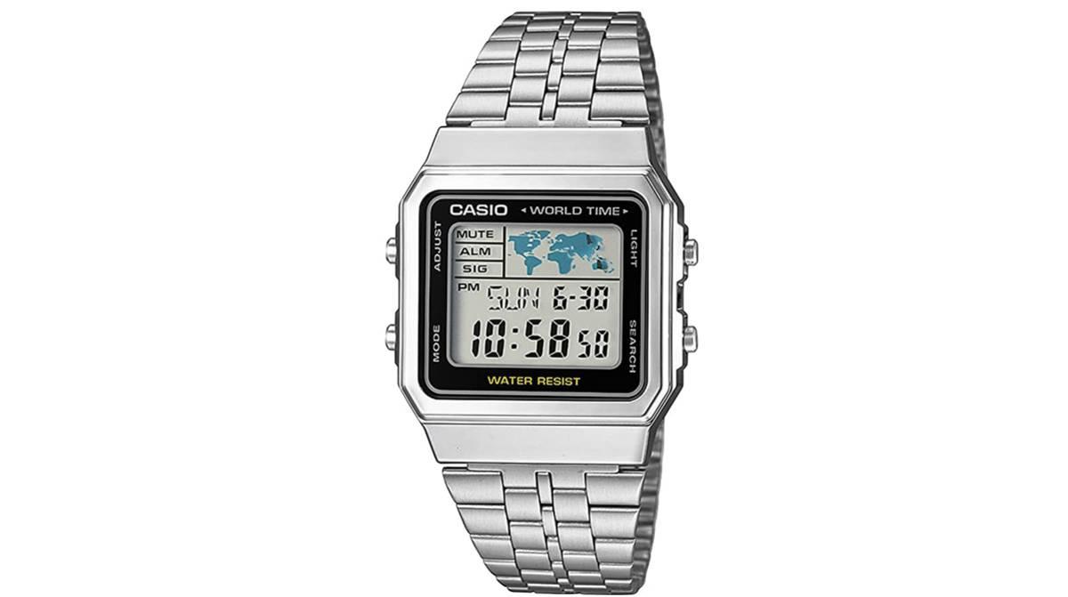 Reloj digital Casio para hombre por 27€