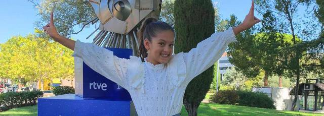 Soleá Fernández, hija del bailaor Farru y sobrina de Farruquito, representará a España en Eurovisión Junior