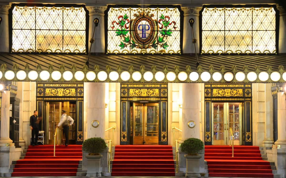Hoteles con mucha leyenda