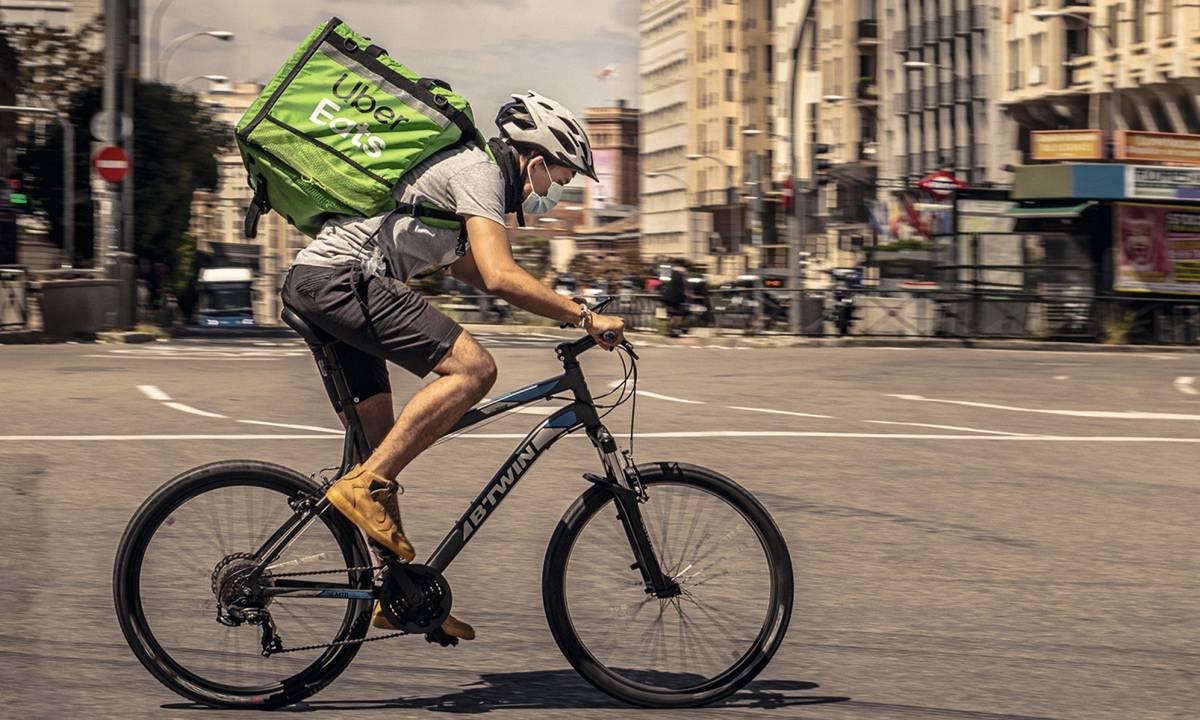 'Riders': precarios amos de las calles