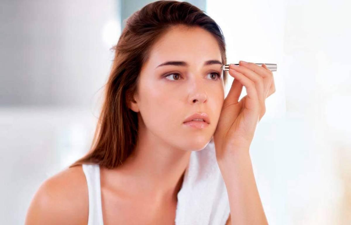 Cejas perfectas desde casa con esta depiladora segura y sin dolor (al 40% de descuento)