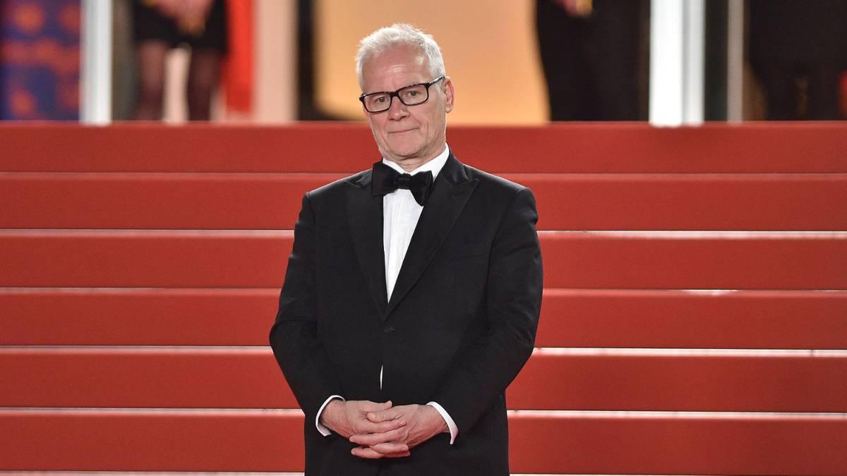 """Thierry Frémaux, delegado general de Cannes: """"Un festival 'online' de cine no es un festival"""""""