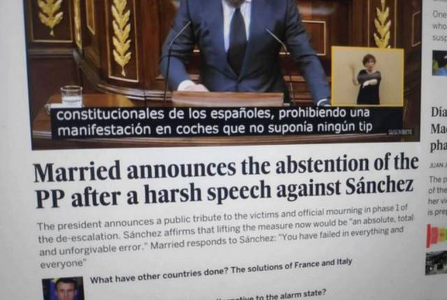 The story behind the hoax English Edition headline that spread like wildfire on Twitter