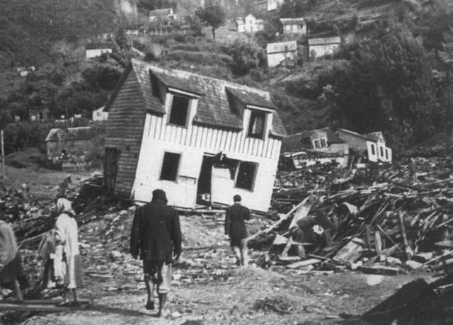 60 años del terremoto más grande la historia