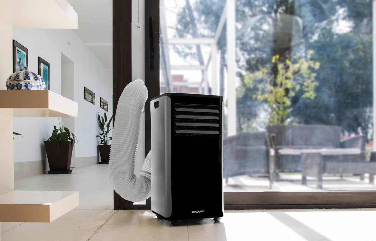 Reduce el calor y el gasto energético con este aire acondicionado portátil rebajado al 40%