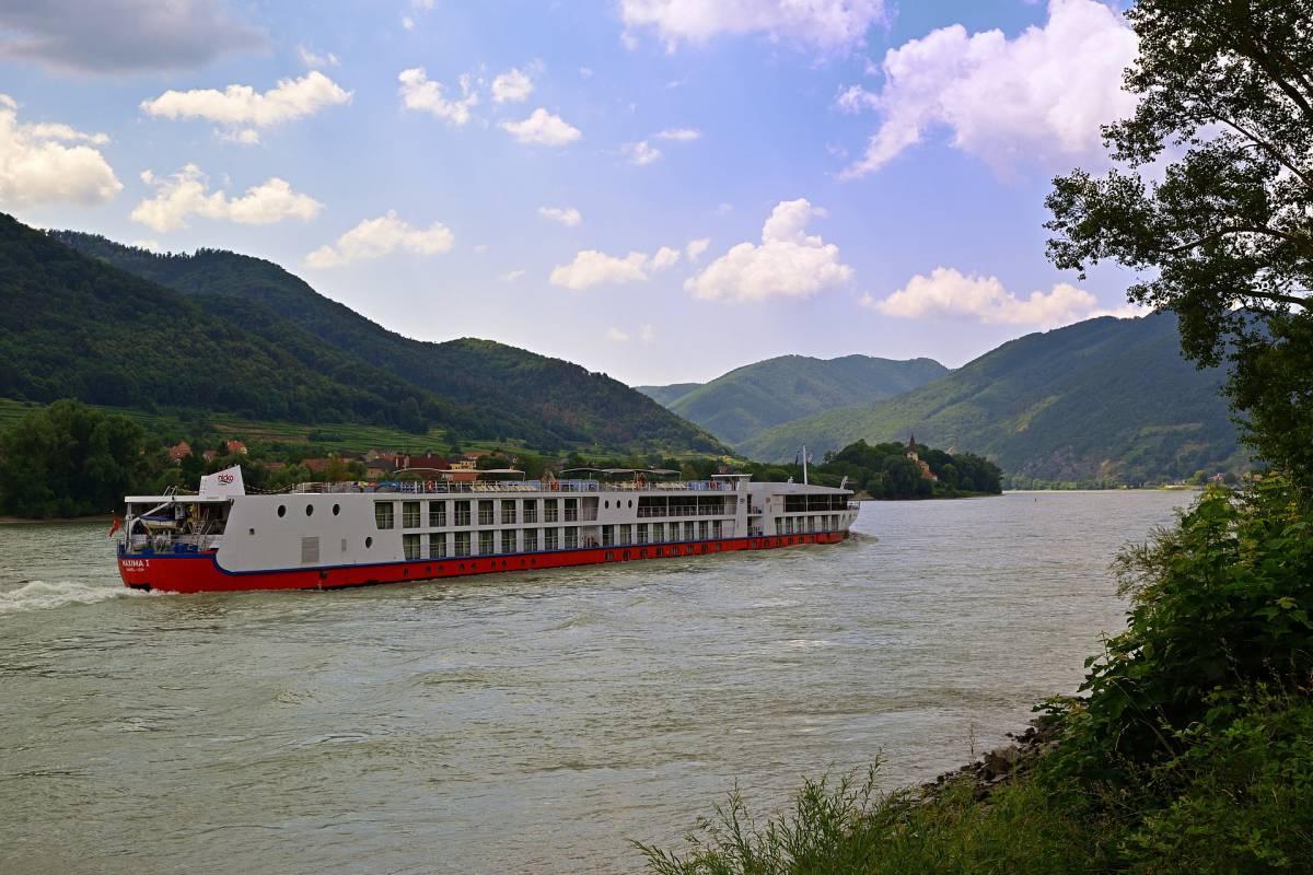 Los cruceros  este verano vuelven por río