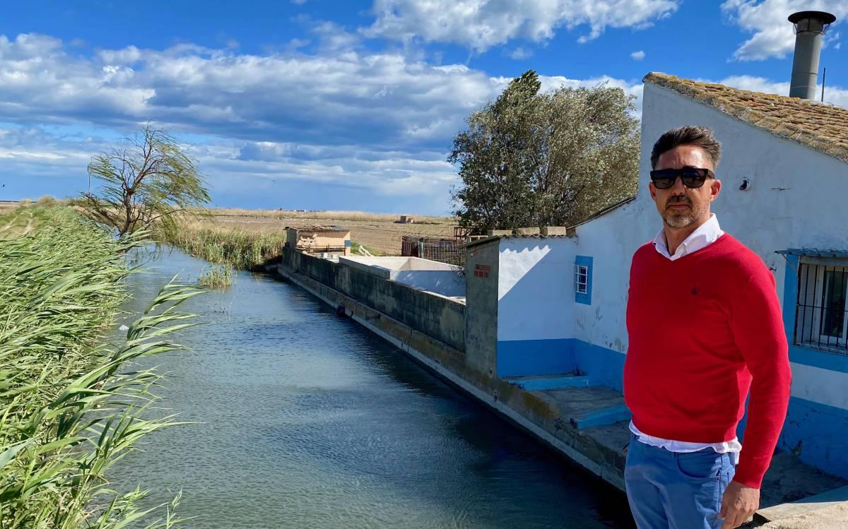 Eduardo Torres y el arroz bombita, predilecto de grandes cocineros