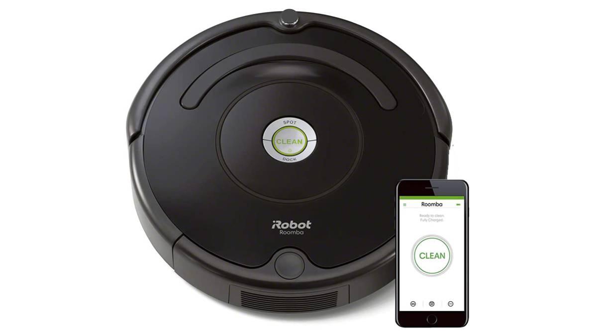 Robot aspirador Roomba 671 por 229€