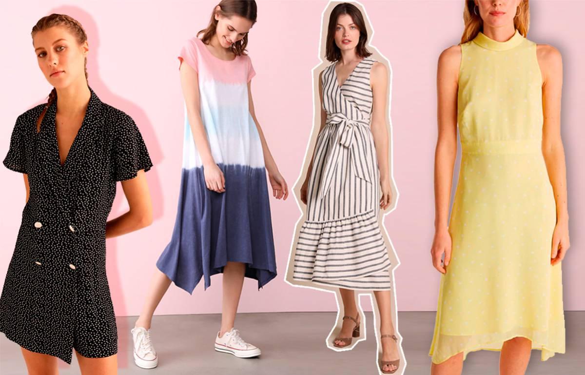 15 vestidos por menos de 40 euros para lucir este verano estés donde estés