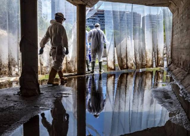 España comienza el rastreo urgente de aguas residuales y de baño en busca de coronavirus