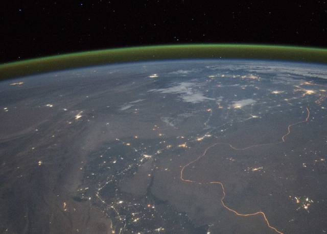 Descubierto un rastro nunca visto del oxígeno en Marte
