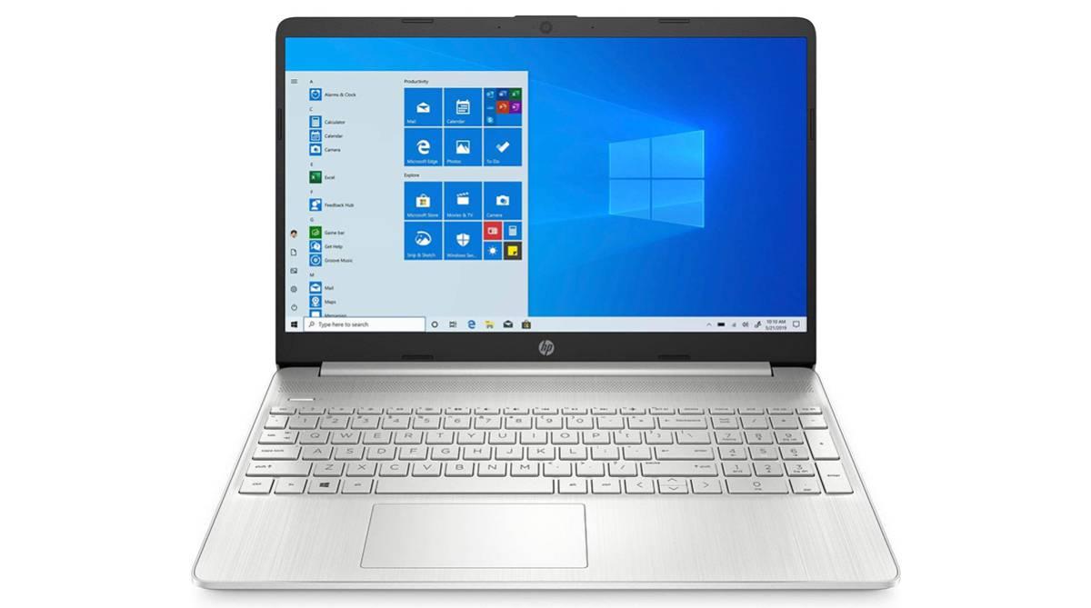 Portátil HP 15.6 pulgadas por 499,99€